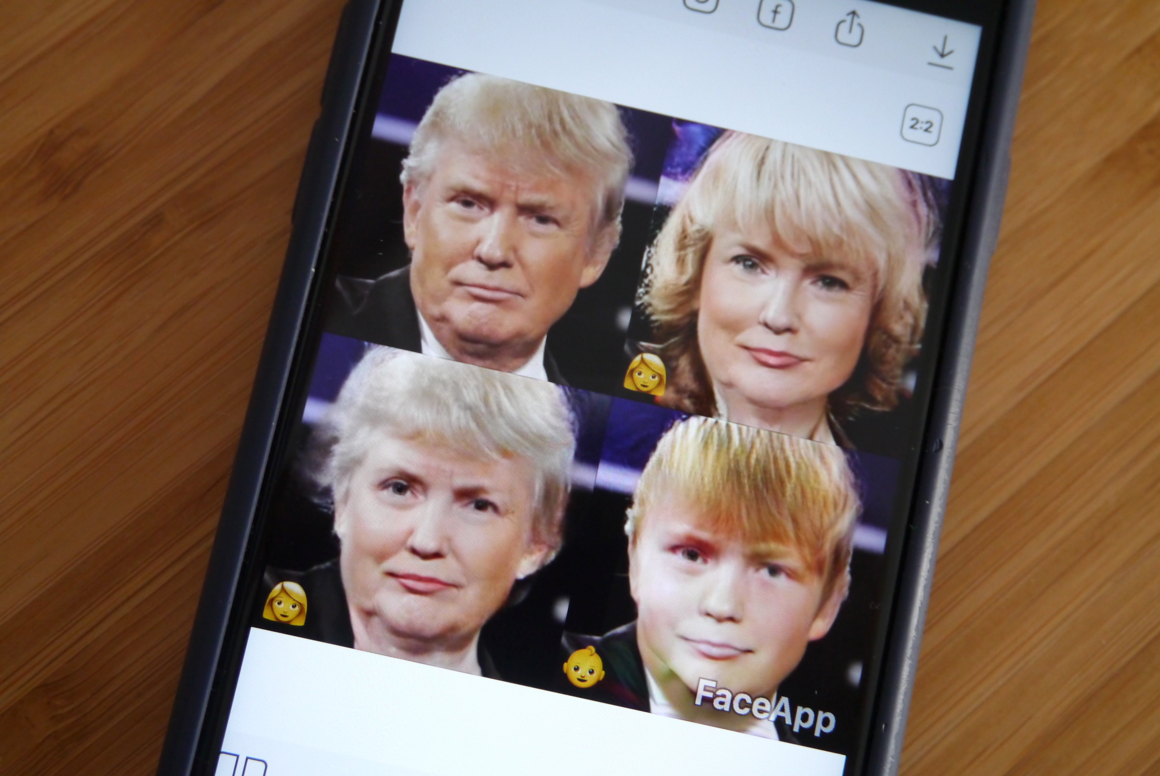 AI photo editor FaceApp goes viral again on iOS, raises questions