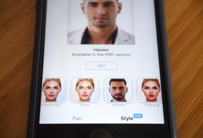 FaceApp adds paid selfie styling effects | TechCrunch