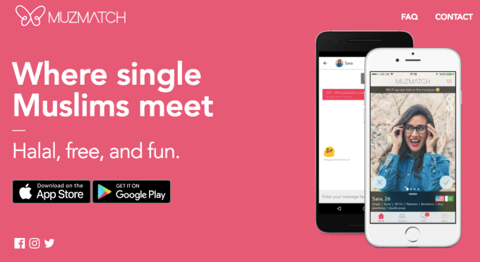 YC-backed Muzmatch definitely doesn't want to be Tinder for Muslims