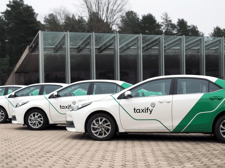 Αποτέλεσμα εικόνας για Ride sharing app Taxify makes itself Uber rival securing $1billion valuation