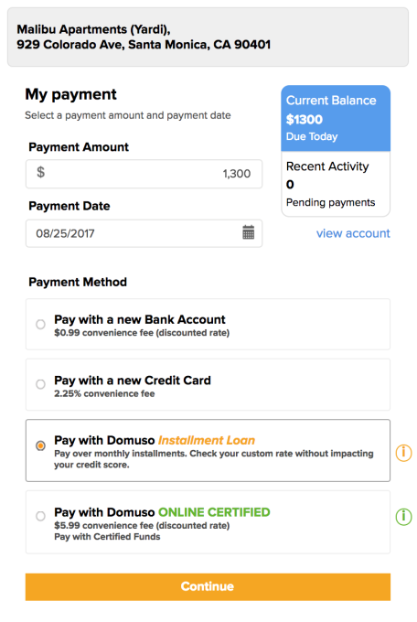Domuso Raises 3 1m To Let You Pay Missed Rent Over Time Techcrunch