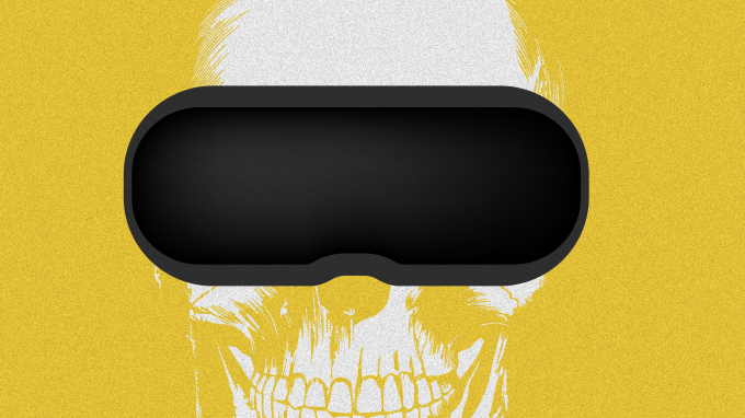 This VR cycle is dead | TechCrunch