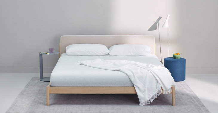 Casper Is Unveiling A New Mattress That Co Founder And Chief Product Officer Jeff Chapin Said Responds To Your Body S Shape Combining The Best Elements Of