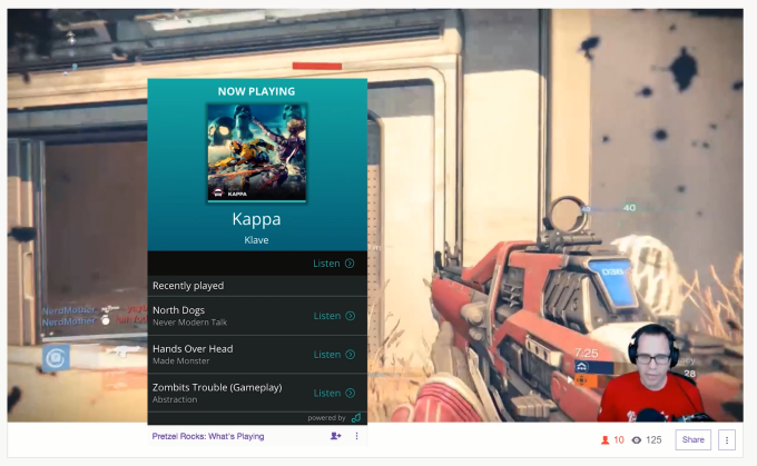 Twitch's new extensions let streamers customize their
