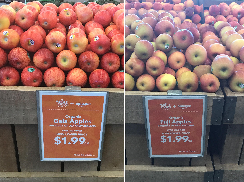 Whole Foods Organic Avocados