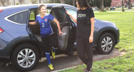 Zūm raises $5 5 million to pick your kids up from school