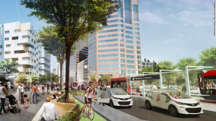 Lyft envisions future streets that actually reduce lanes to cut back lyft envisions future streets that actually reduce lanes to cut back traffic malvernweather Images