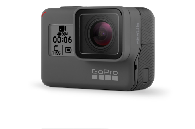 GoPro's Hero6 Black launches today for $499 | TechCrunch