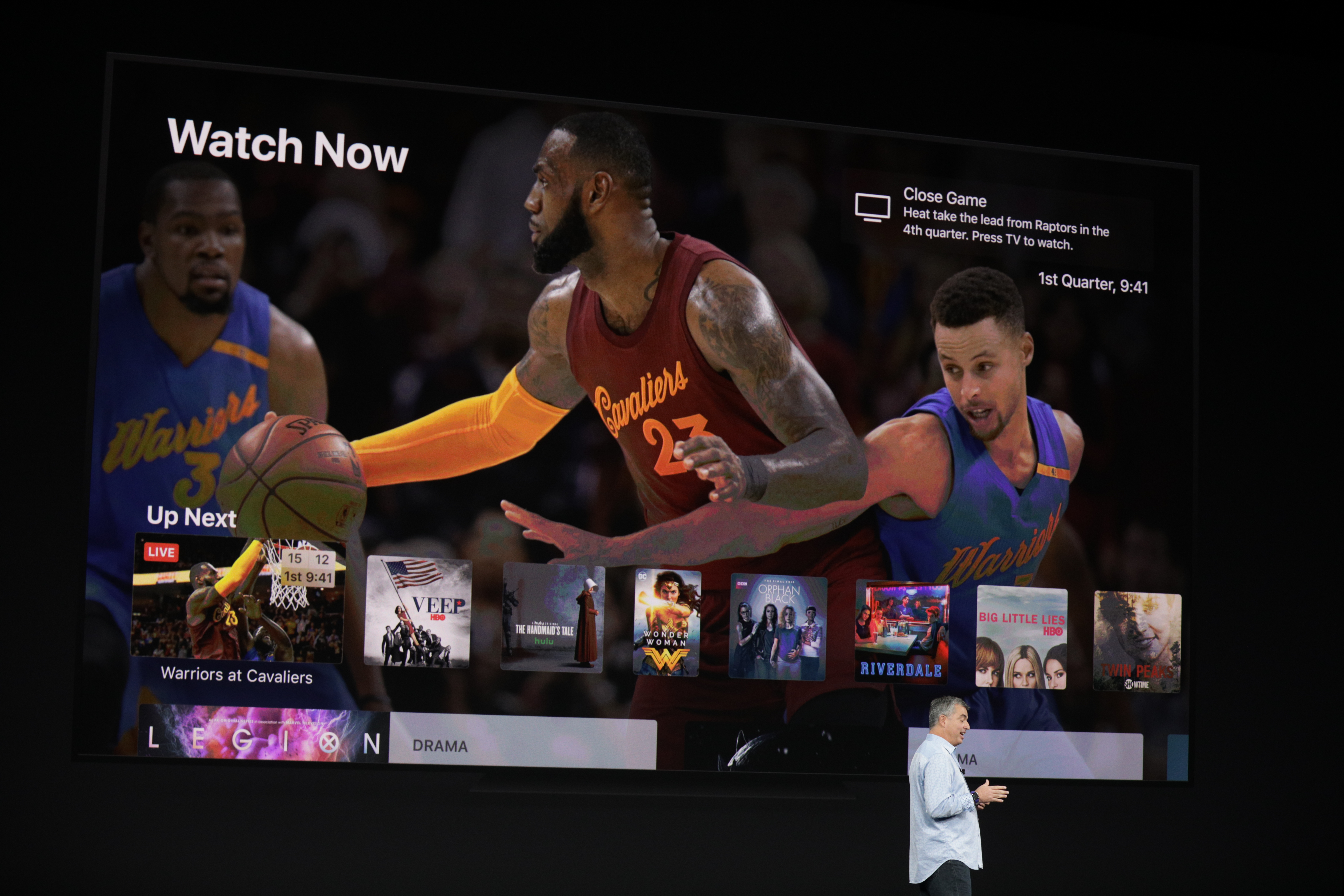 Apple Is Bringing Live Sports To The Apple Tv 4k Techcrunch