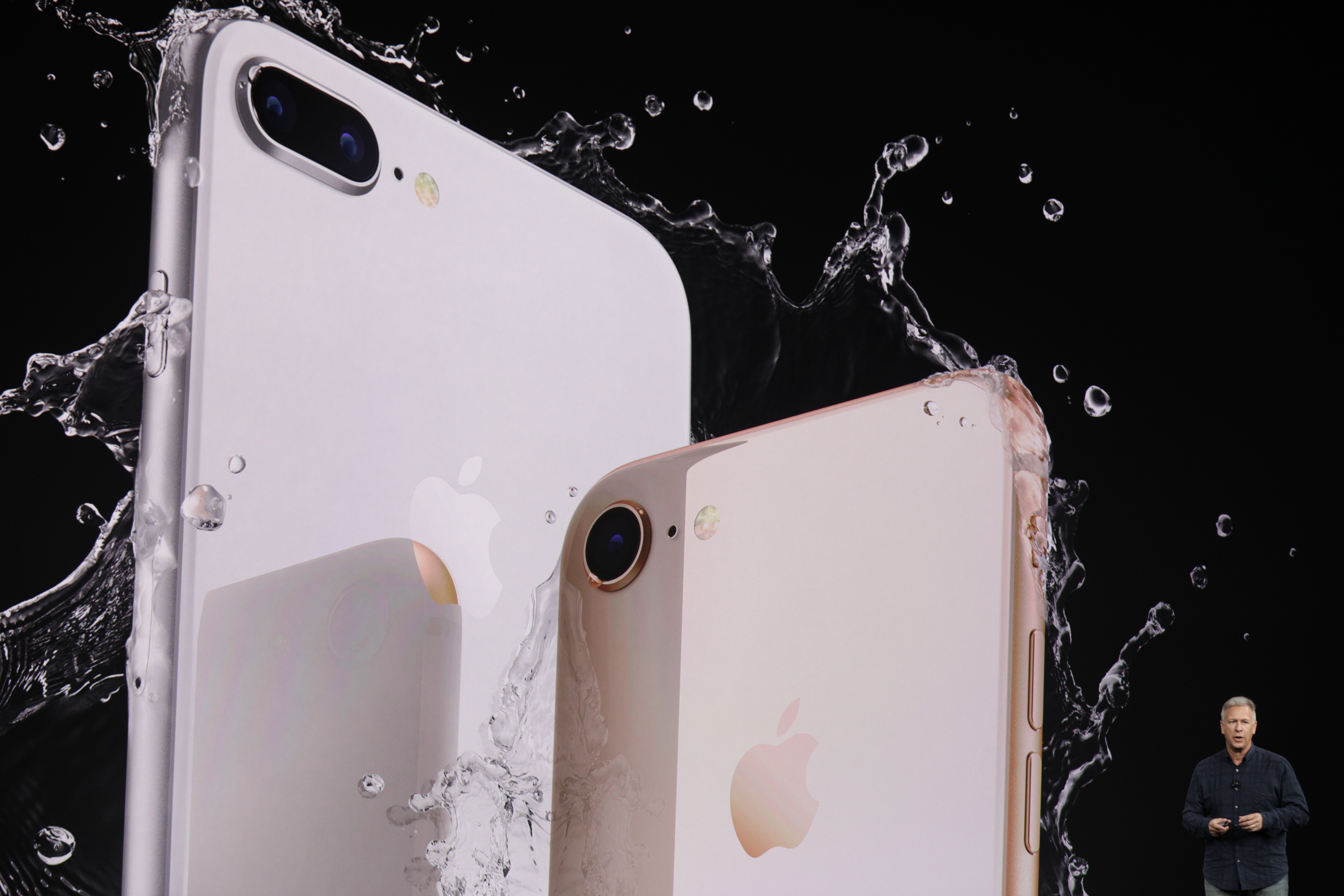 separation shoes bc09b 04b18 Apple announces the iPhone 8 and iPhone 8 Plus | TechCrunch