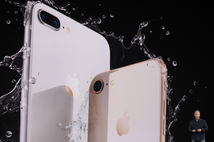 Apple Announces The Iphone 8 And Iphone 8 Plus Techcrunch