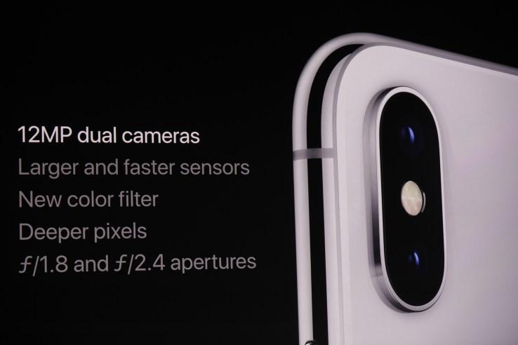 iPhone X  camera | TechCrunch