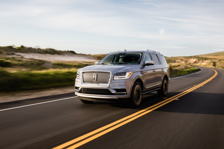 Lincoln Reportedly Plans To Electrify Entire Lineup By 2022 Techcrunch