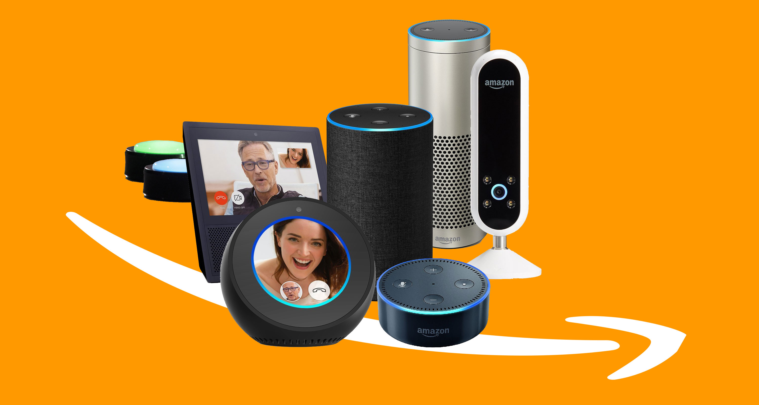 the brilliance of amazon s echo sh tshow techcrunch. Black Bedroom Furniture Sets. Home Design Ideas