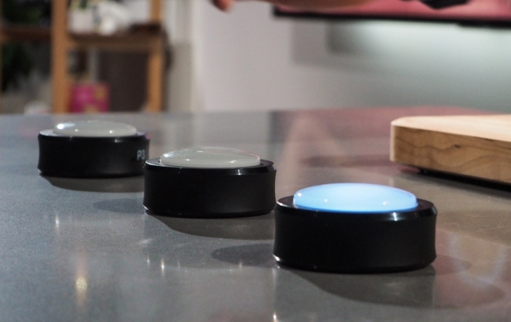 Amazon introduces Echo Buttons for at-home trivia games using Alexa ...