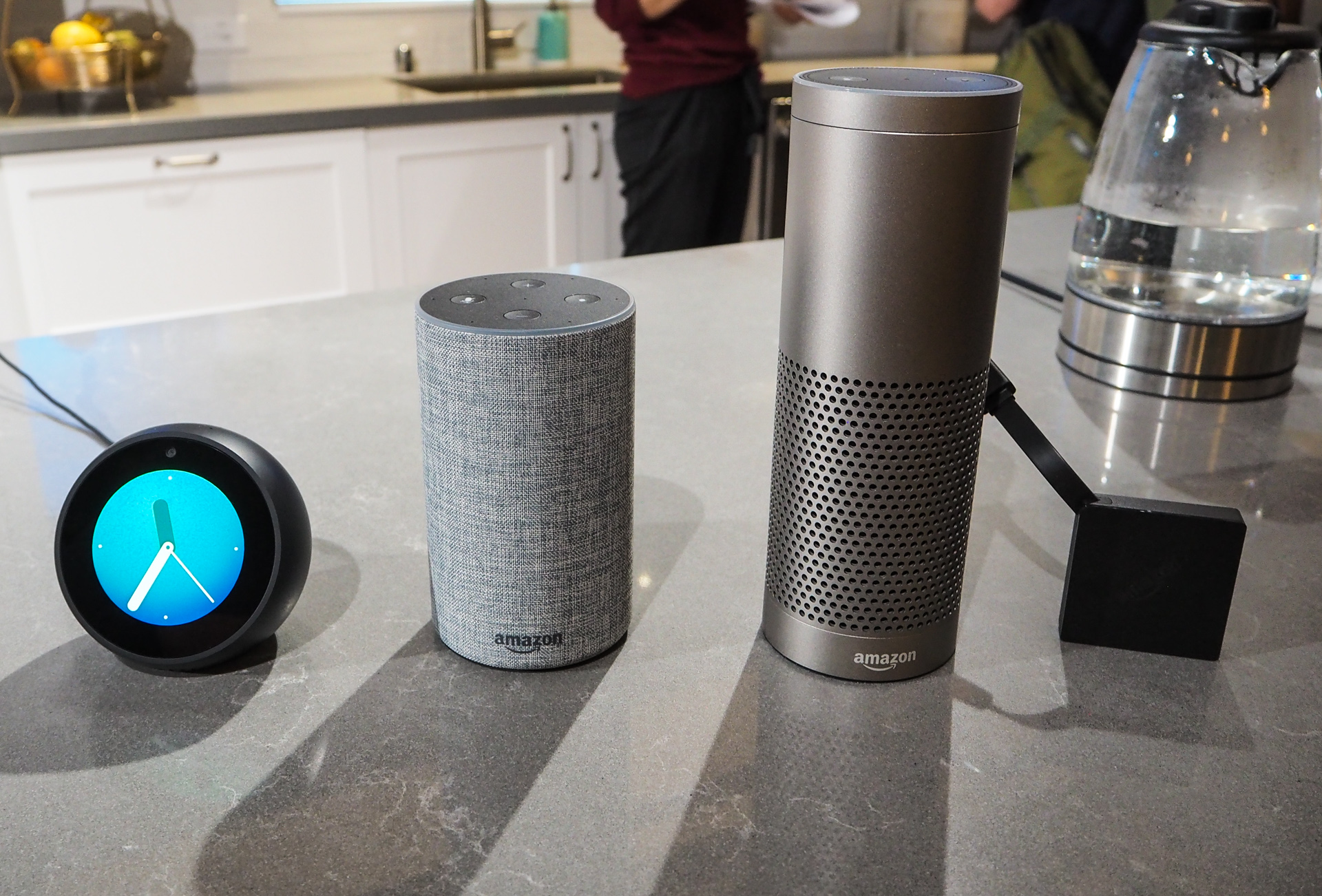 Amazon is bringing Alexa and Echo to France this month		 		 	Brian Heater         @	       	10 hours