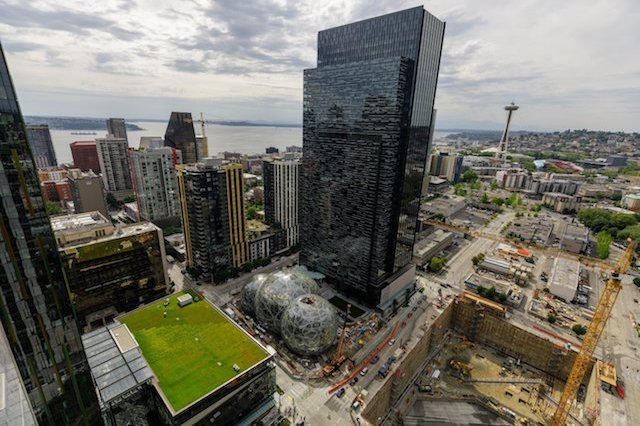 amazon seattle newsletter