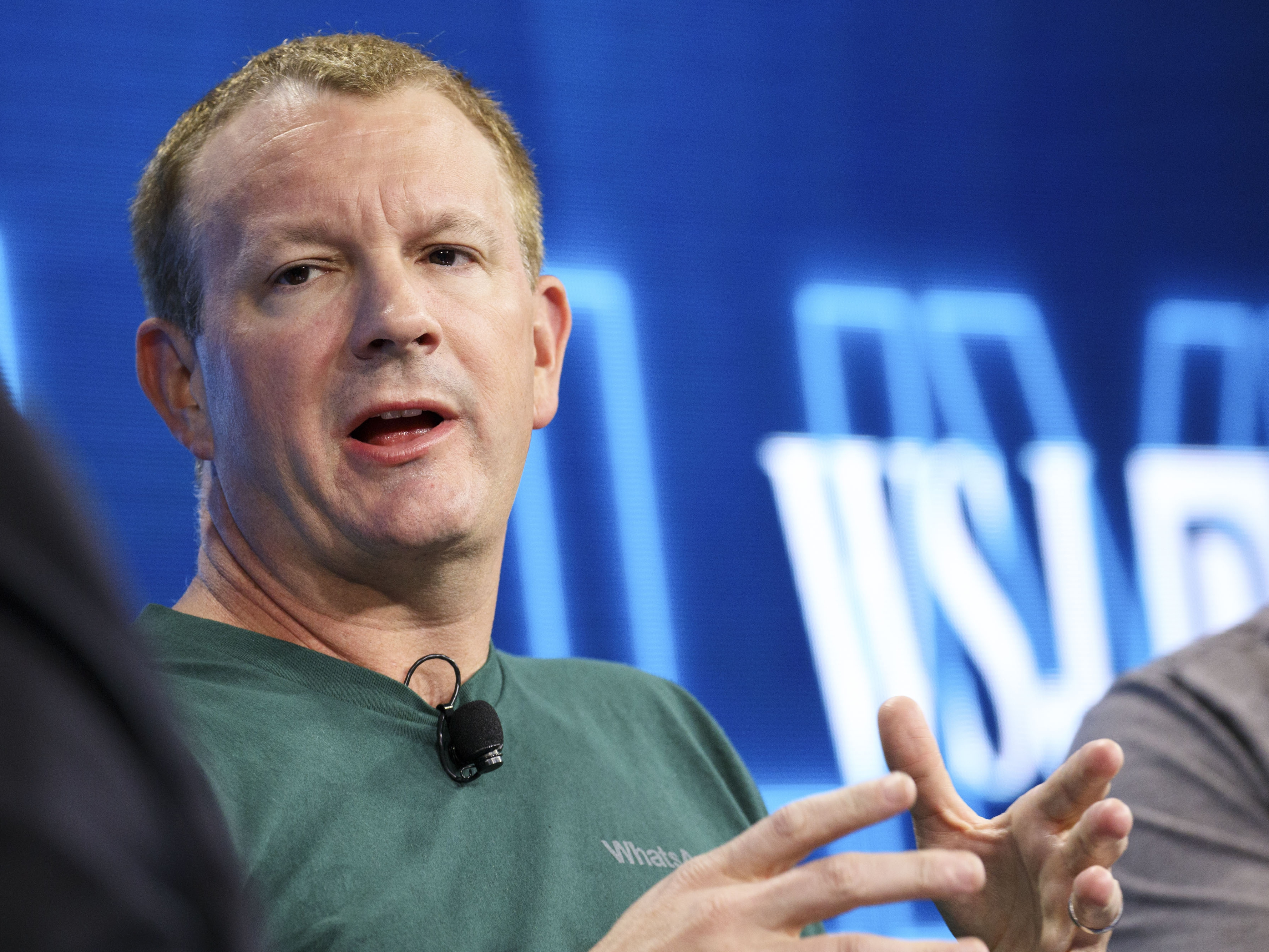 WhatsApp founder, Brian Acton, says Facebook used him to get