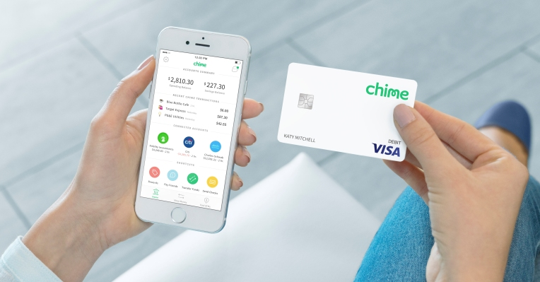 Chime Raises 18 Million For Mobile Banking Without The