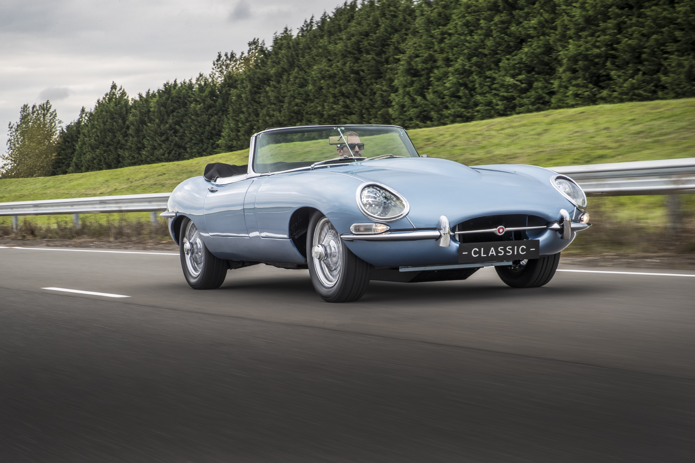 Jaguar Has A New Electric Vehicle U2013 But Itu0027s Also A Very Old One. The New  Jaguar E Type Zero Pairs A Car Once Described By Enzo Ferrari As U201cthe Most  ...