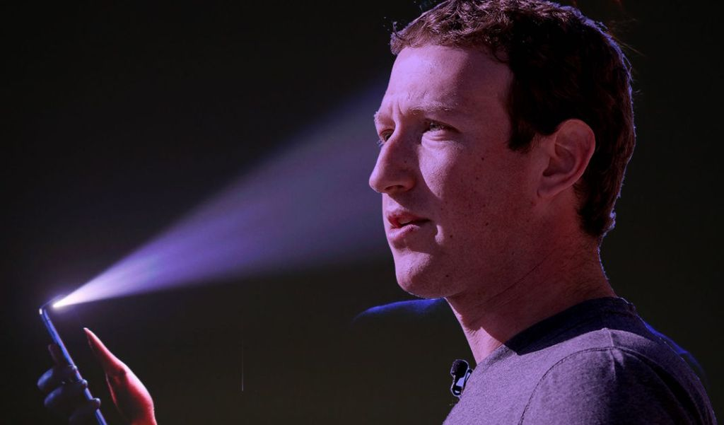 Facebook can unlock your account with facial recognition
