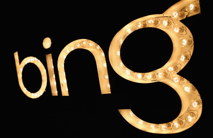 Bing Now Means Business Techcrunch