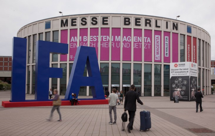 IFA 2017 Consumer Electronics And Appliances Trade Fair