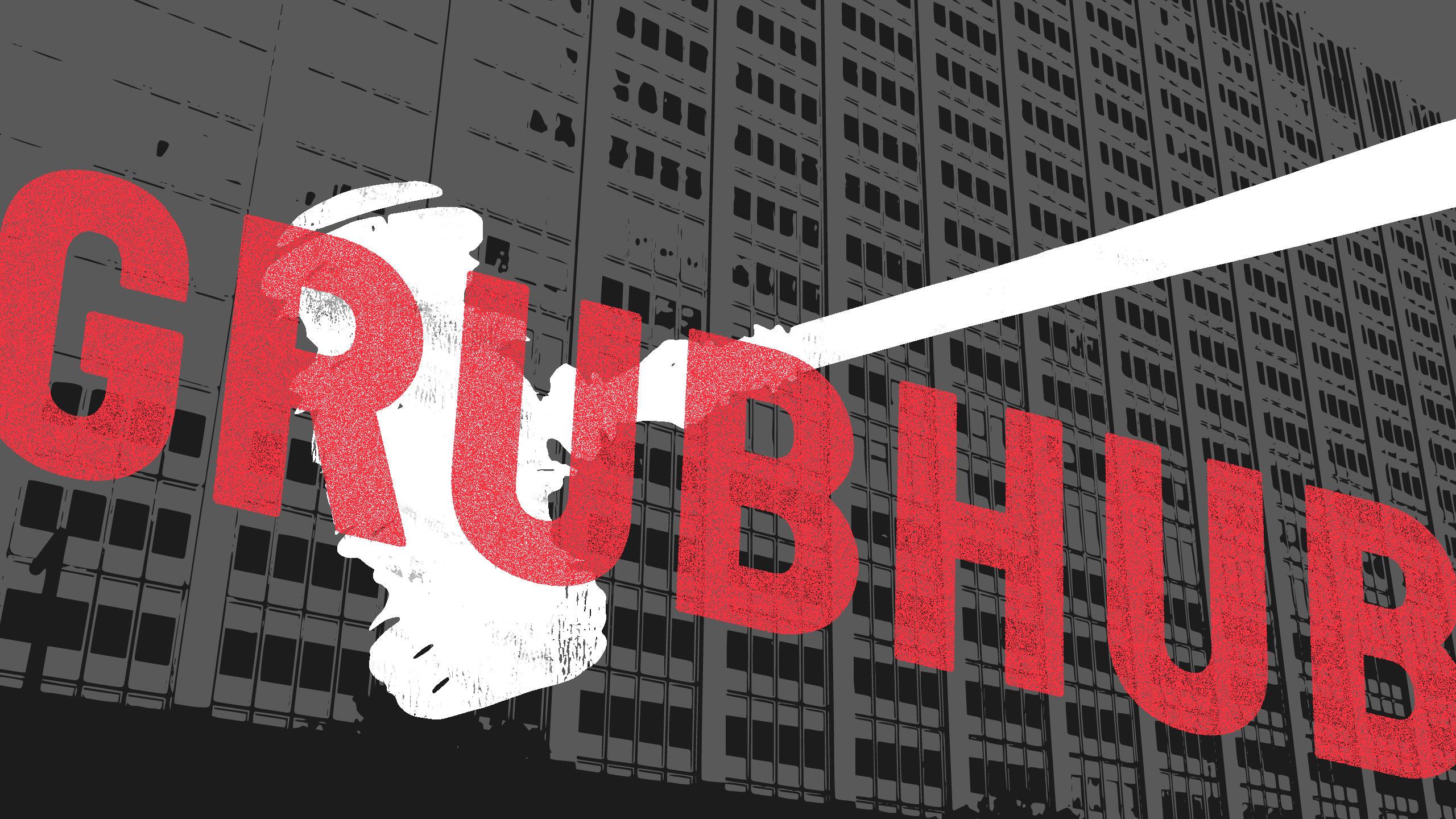Work for grubhub