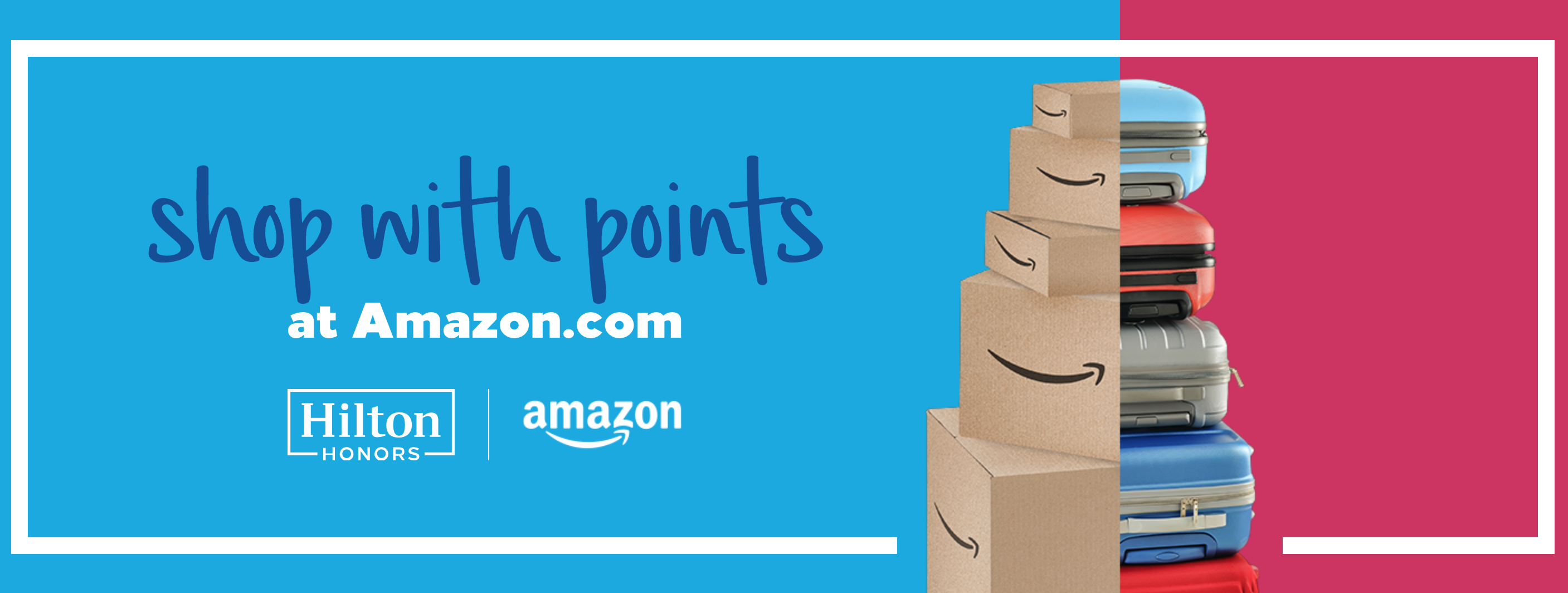 Amazon now lets Hilton Honors members shop with Points | TechCrunch