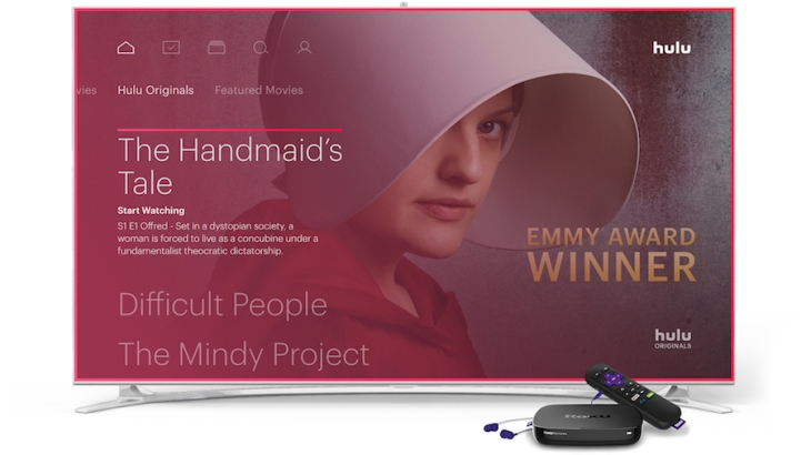 Hulu S New Look And Live Tv Service Arrive On Roku Techcrunch
