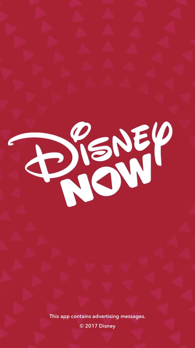 Disney releases DisneyNow, a new app that combines live TV, on