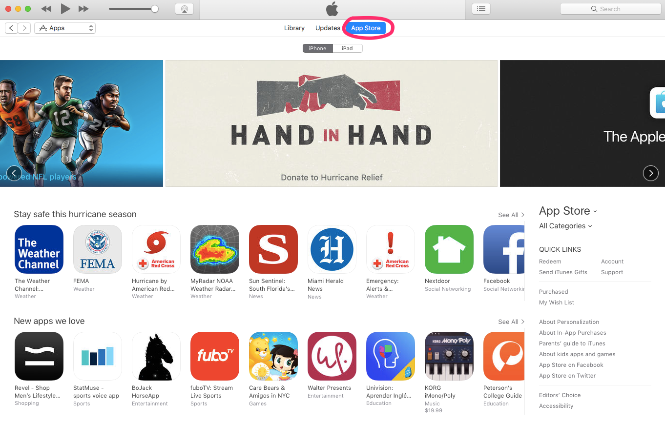 Apple streamlines iTunes 12 7 by removing the App Store