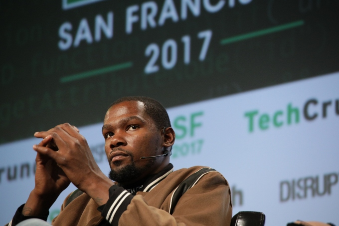 bc037ab11e93 How living in Silicon Valley has made Kevin Durant a better investor ...