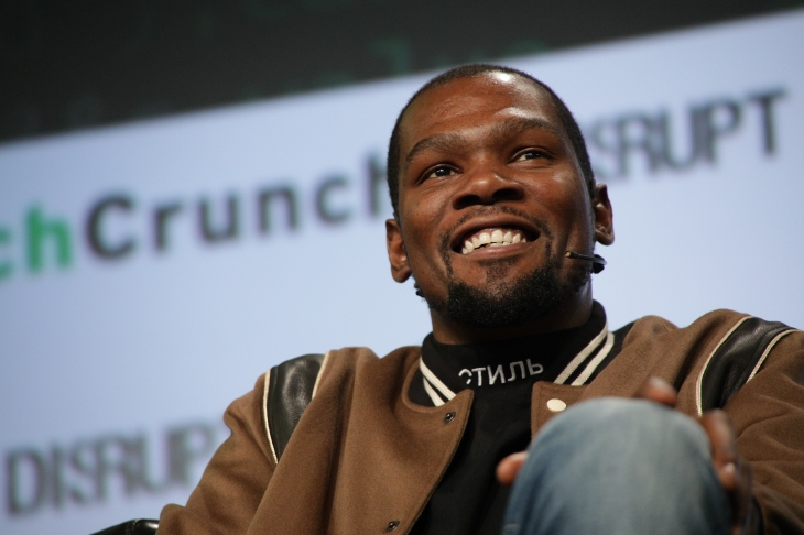 Youtube Partners With Kevin Durant To Expand Original Sports