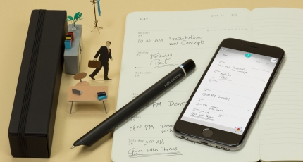 Moleskine S Next Paper Planner Will Automatically Sync With Google