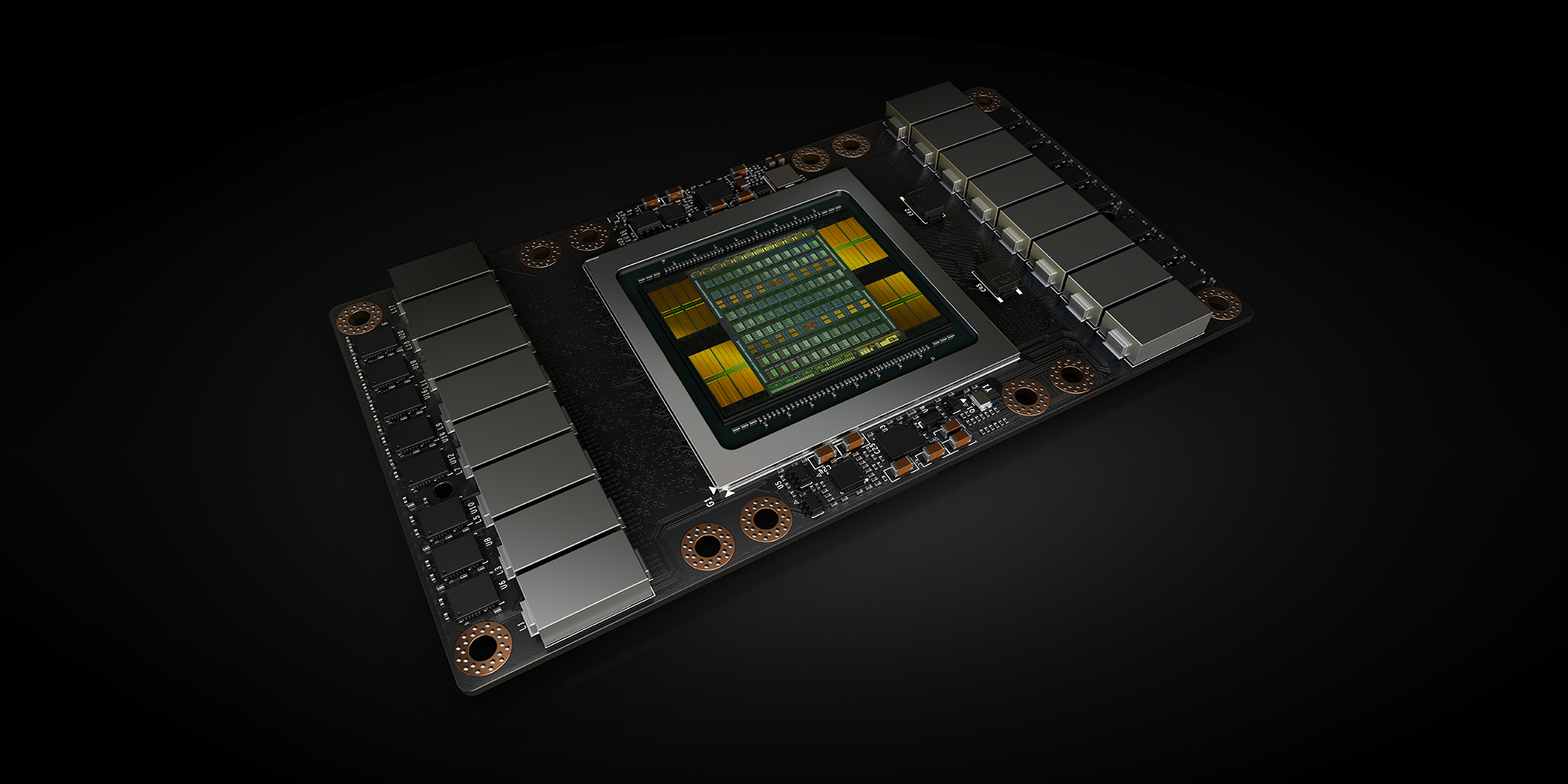 Https 2017 09 22 Tbh App 2018 07 02t225637z Or Photo Of Circuit Board Skinned Human Close Up And Binary Code Nvidia Volta Render Black