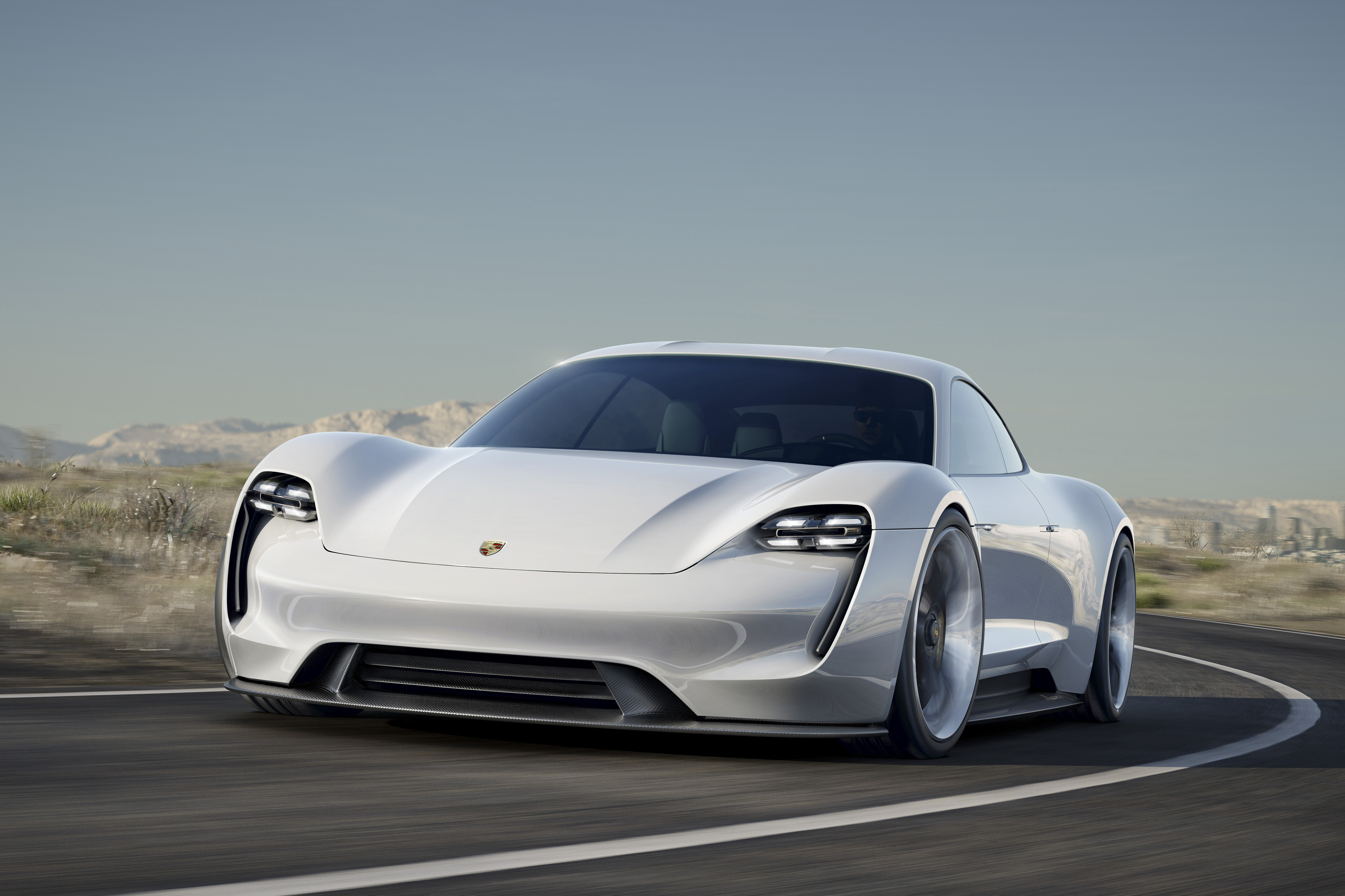 Porsche S Electric Mission E Arrives In 2019 Priced Like Panamera Techcrunch