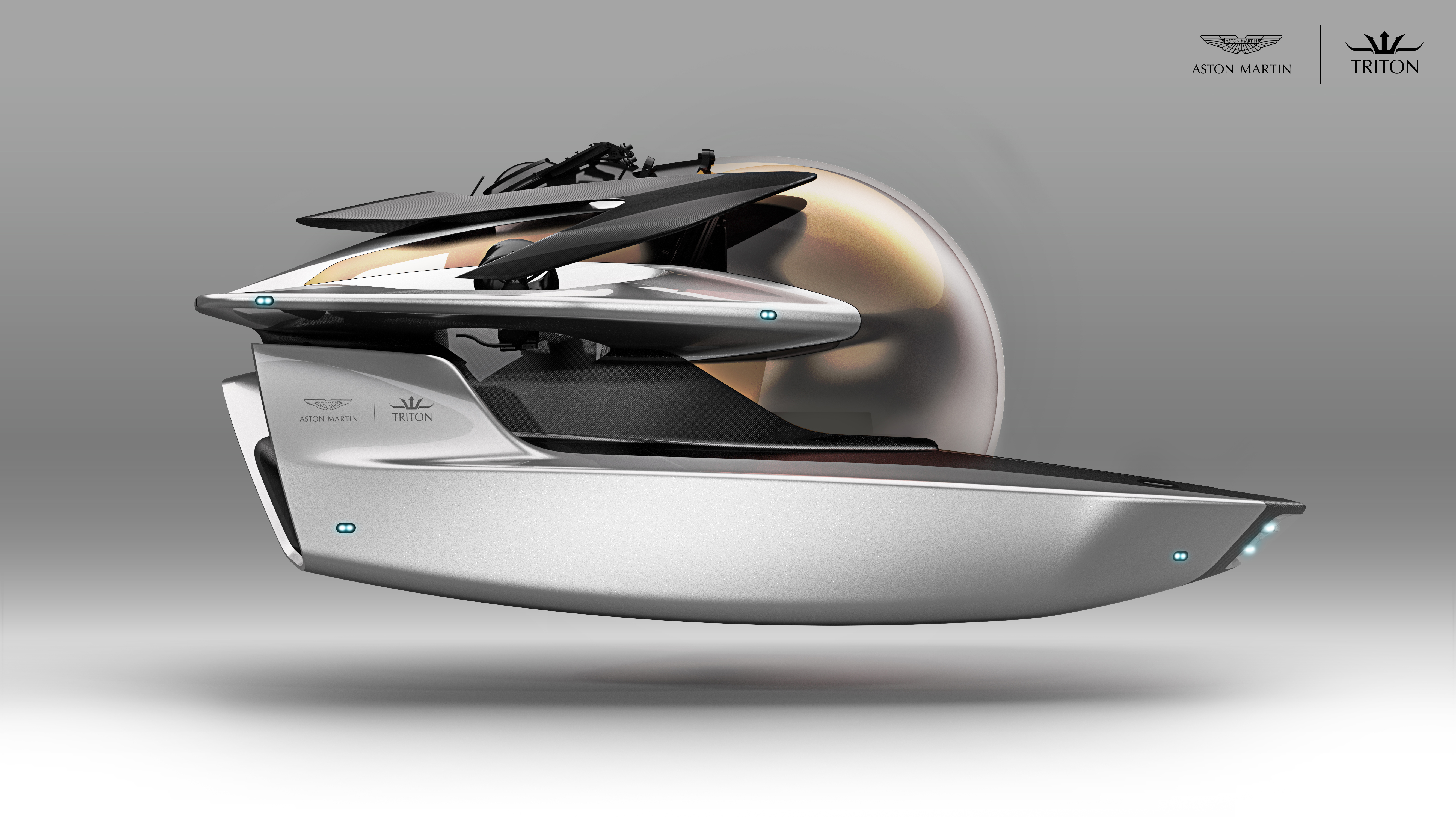 Aston Martin s limited edition submarine is totally my next car