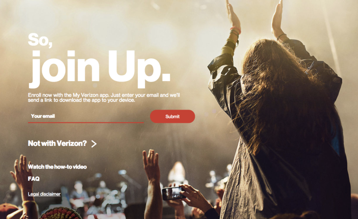 Verizon's new opt-in rewards program requires users to share