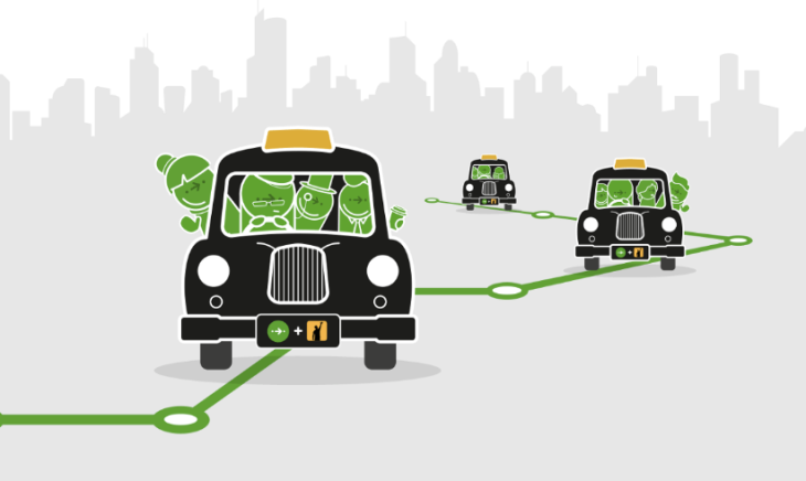Citymapper ties with Gett to launch shared taxi commuter