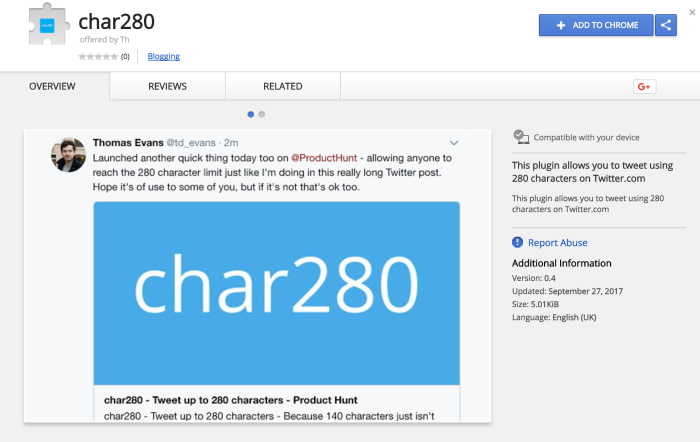 How to enable 280 characters on Twitter right now | TechCrunch