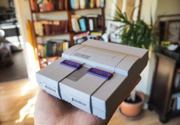 You can buy the NES Classic and SNES Classic on Amazon now