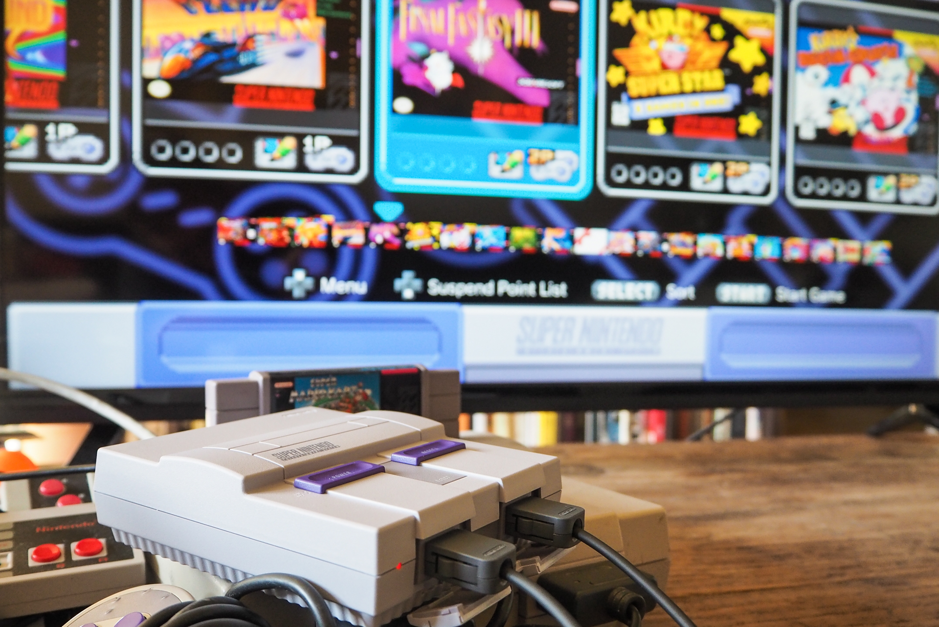 Review: The SNES Classic Edition and all 21 games on it
