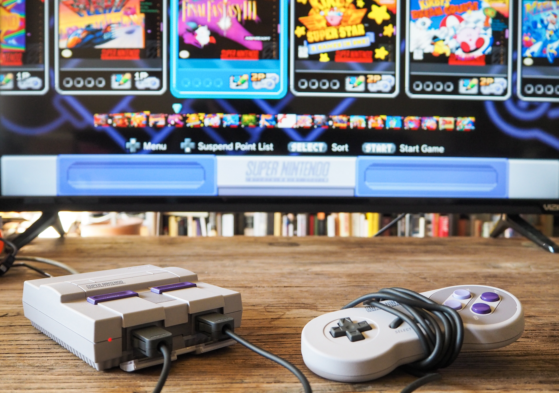 I have an SNES Classic Edition, and it rules | TechCrunch