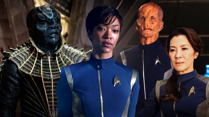 Star Trek: Discovery' debut led to record sign-ups for CBS's ...