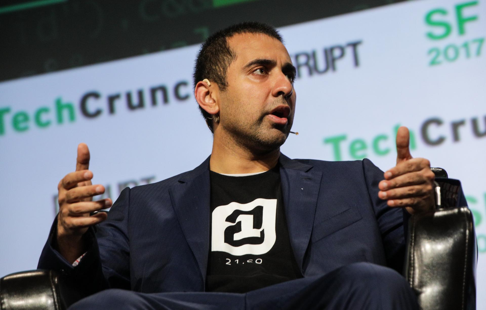 balaji srinivasan bitcoin platforma de tranzacționare dragons den bitcoin