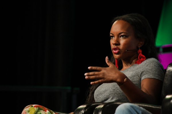 Cleo Capital sets $10M target to fund female entrepreneurs tcdisrupt sf17 combatingsexism 3750
