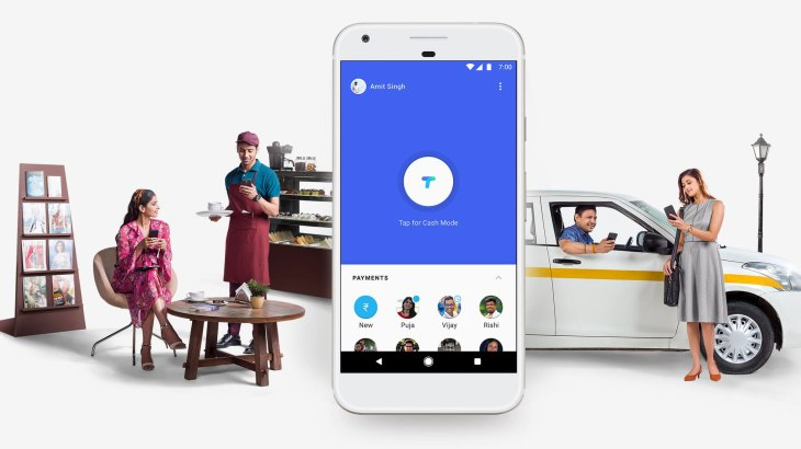 Google debuts Tez, a mobile payments app for India that uses Audio