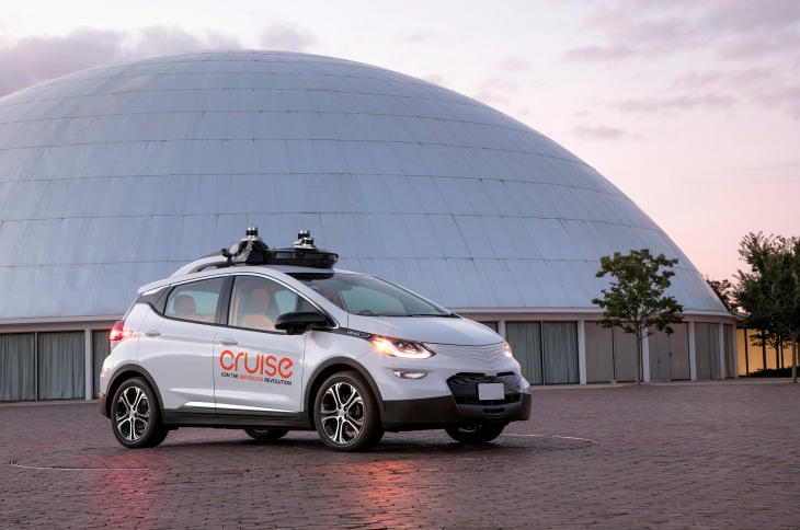 Gm And Cruise Announce First Mass Production Self Driving Car
