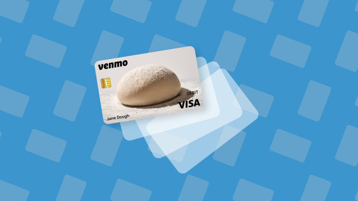 Venmo is offering users an (ugly) physical debit card | TechCrunch